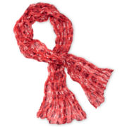 Arizona Owl Crinkle Scarf - Girls