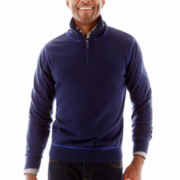 JOE Joseph Abboud® Quarter-Zip Sweater