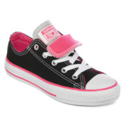 Converse Chuck Taylor All Star Girls Double-Tongue Sneakers - Little Kids