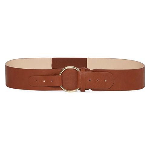 The Boutique Tie-Back Stretch Belt - Plus