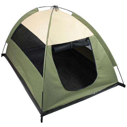Iconic Pet Cozy Camp Tent House