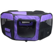 Iconic Pet Medium Portable Soft Playpen