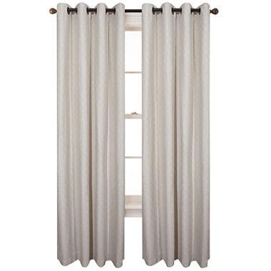 Harrison Grommet Top Curtain Panel Jcpenney
