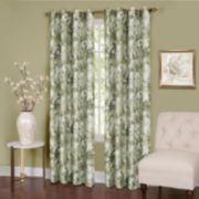 Grommet-Top Curtain Panel