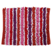 Chunky Chenille Bath Rug Collection