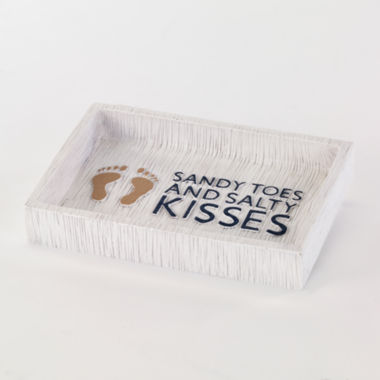 jcpenney.com | Avanti® Beach Words Soap Dish