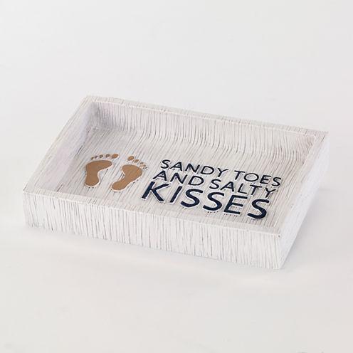 Avanti® Beach Words Soap Dish