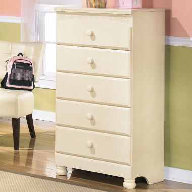 jcpenney.com | Signature Design by Ashley® Cottage Retreat 5-Drawer Chest