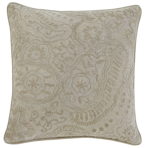 Signature Design By Ashley® Stitched Throw Pillow Cover