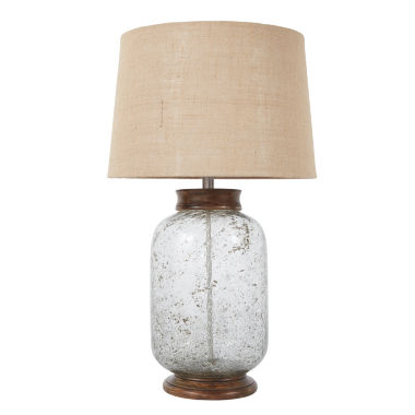 jcpenney.com | Signature Design by Ashley® Shaunette Glass Table Lamp