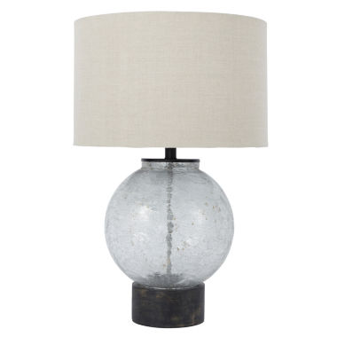 jcpenney.com | Signature Design by Ashley® Shauni Glass Table Lamp