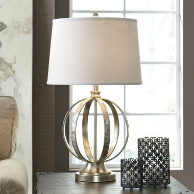 jcpenney.com | Signature Design by Ashley® Shaunnea Metal Table Lamp