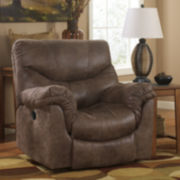 Signature Design by Ashley® Alzena Rocker Recliner