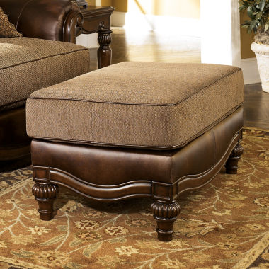 jcpenney.com | Signature Design by Ashley® Claremore Ottoman