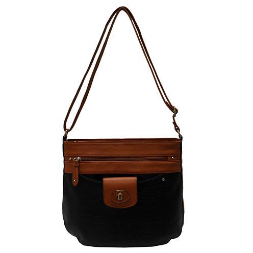 Rosetti® Crossroads Carmen Mid Crossbody Bag