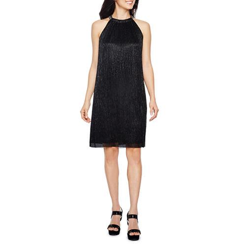Scarlett Sleeveless A-Line Dress