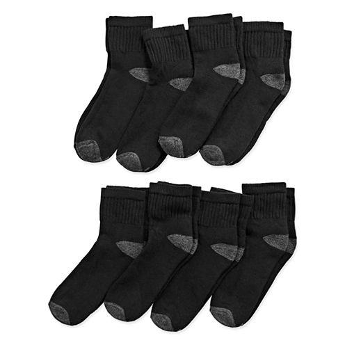 Xersion™ 6-pk. Quarter Socks + 2 BONUS Pairs
