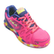 Fila® Shadow Sprinter Girls Athletic Shoes - Little Kids