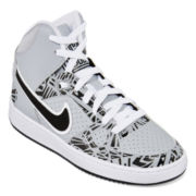 Nike® Sons of Force Boys Mid-Top Basketball Shoes - Big Kids
