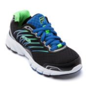 Fila® Countdown Boys Athletic Shoes - Little Kids