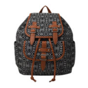 Arizona Lizzie Flap Backpack