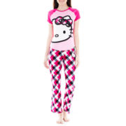 Hello Kitty® Raglan Sleep Tee or Pants