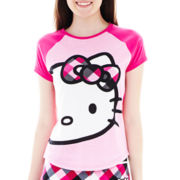 Hello Kitty® Raglan Sleep Tee