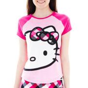 Hello Kitty® Raglan Sleep Tee
