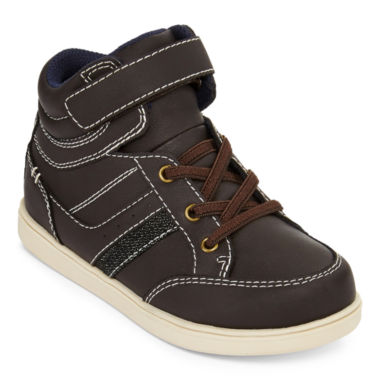 jcpenney.com | Okie Dokie Lil Phil Boys Lace-Up Sneakers - Toddler