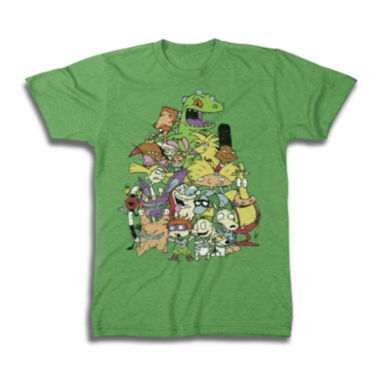 jcpenney.com | Nickelodeon™ Group Graphic Tee
