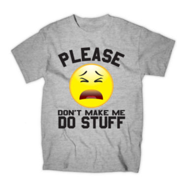 jcpenney.com | Don't Make Me Do Stuff Graphic Tee