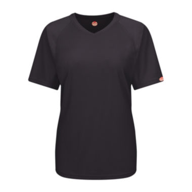 jcpenney.com | Red Kap® Womens Short-Sleeve Performance T-Shirt
