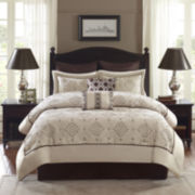 Madison Park Signature Langley 8-pc. Comforter Set