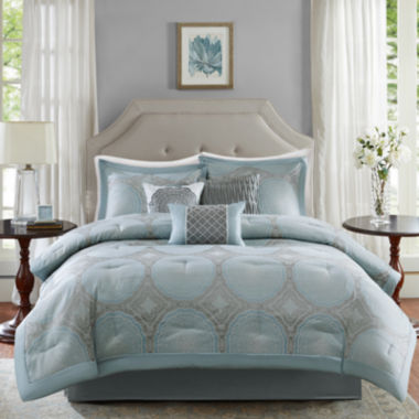 jcpenney.com | Madison Park Crystal 7-pc. Comforter Set