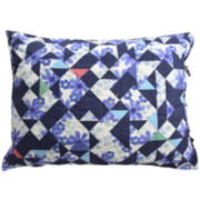 Vue Dreamflower Reversible Quilted Sham