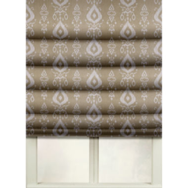 jcpenney.com | JCPenney Home™ Tullahoma Custom Roman Shade - FREE SWATCH