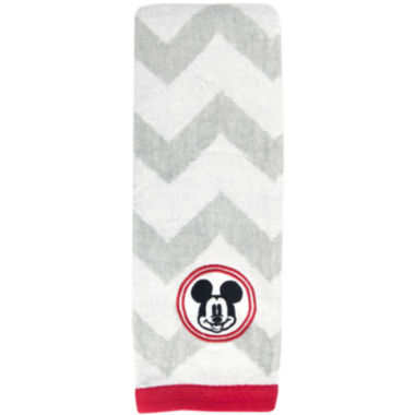 jcpenney.com | Disney Chevron Mickey Mouse Hand Towel