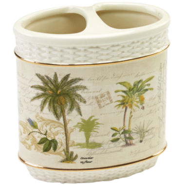 jcpenney.com | Avanti Colony Palm Toothbrush Holder