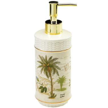 jcpenney.com | Avanti Colony Palm Soap Dispenser