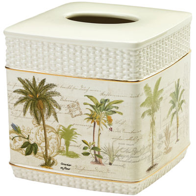 Avanti Colony Palm Tissue Holder