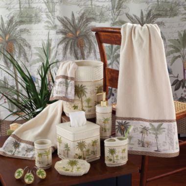 jcpenney.com | Avanti Colony Palm Bath Collection