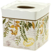 Avanti Foliage Garden Tissue Holder