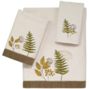 Avanti Foliage Garden Bath Towels