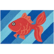 Loloi Fish Rectangular Rug