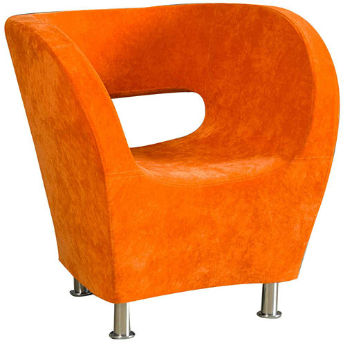 Jefferson Microfiber Accent Chair
