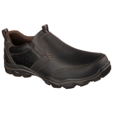 jcpenney.com | Skechers® Devent Mens Moc-Toe Slip-On Shoes