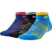 Nike® 3-pk. Graphic No-Show Socks - Boys