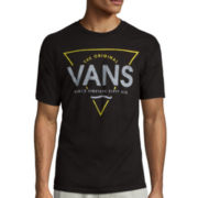 Vans® Short-Sleeve Triangular Tee