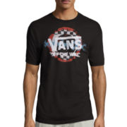 Vans® Short-Sleeve Splatters Tee