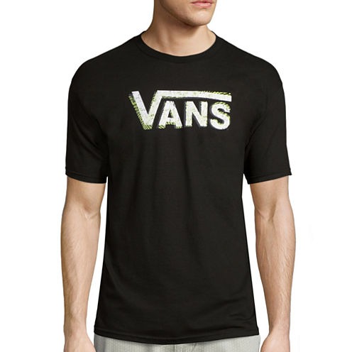 Vans® Short-Sleeve Blurred Van Tee